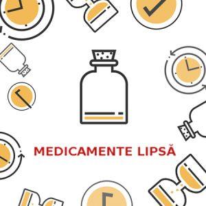 Medicamente lipsă