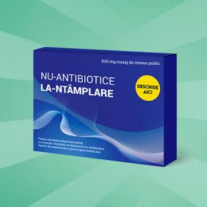 Nu antibiotice la întâmplare