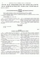 Ordinul ministrului sănătății nr. 386 din 7 aprilie 2004
