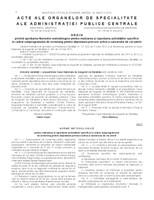 Ordinul ministrului sănătăţii publice şi al preşedintelui Casei Naţionale de Asigurări de Sănătate nr. 537/175/2012