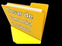 Dosarul de tratament medical în străinătate